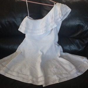 Ted Baker one shoulder dress